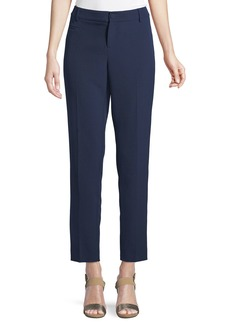 Laundry by Shelli Segal Skinny Stretch-Twill Trousers