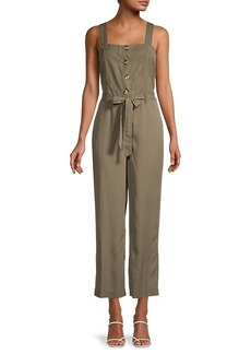 Laundry by Shelli Segal Sleeveless Jumpsuit