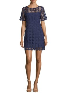 Laundry by Shelli Segal Venise Shift Dress