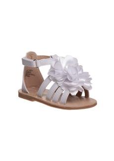 Laura Ashley Big Girls Flower Fashion Sandals