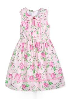 Laura Ashley Floral Dress, Toddler & Little Girls (2T-6X)