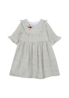 Laura Ashley Bell Sleeve Dress