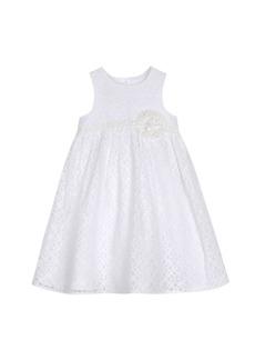 Laura Ashley London Girls Lace Dress