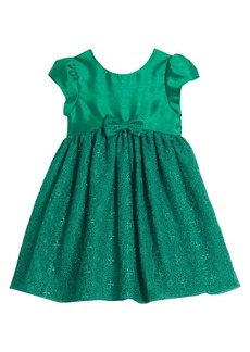 Laura Ashley Little Girl's Floral-Lace Dress