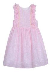 Laura Ashley London Baby Girl's Sleeveless Cotton Print Dress