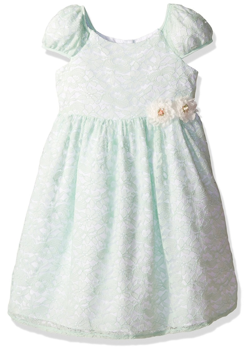Sale Laura Ashley Laura Ashley London Girls Little Puff Sleeve