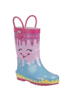 Laura Ashley Toddler Girls Rain Boots