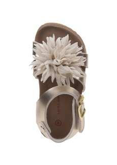 Laura Ashley's Every Step Flower Lining Sandals