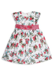 Laura Ashley Little Girl's Floral Dress