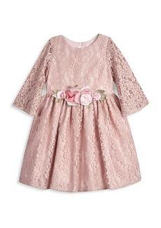 Laura Ashley Little Girl's Lace Dress