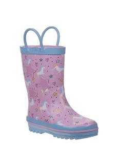 Laura Ashley Toddler Girls Rain Boot