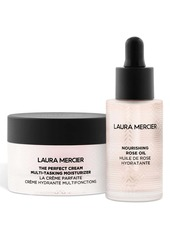 Laura Mercier Nourishing Rose Oil and Perfect Cream Hydrating Duo Set (Nordstrom Exclusive) (USD $133 Value)