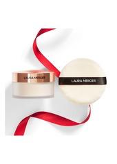 Laura Mercier Set to Perfect Translucent Loose Setting Powder & Puff Set
