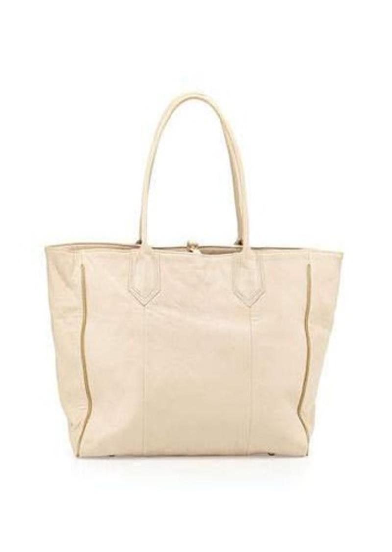 Lauren Merkin Reese Leather Tote Bag