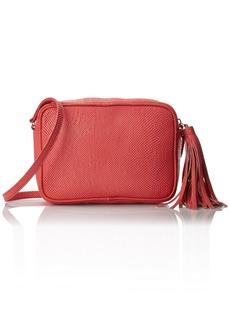 Lauren Merkin Women's Mega Meg Cross-Body Handbag