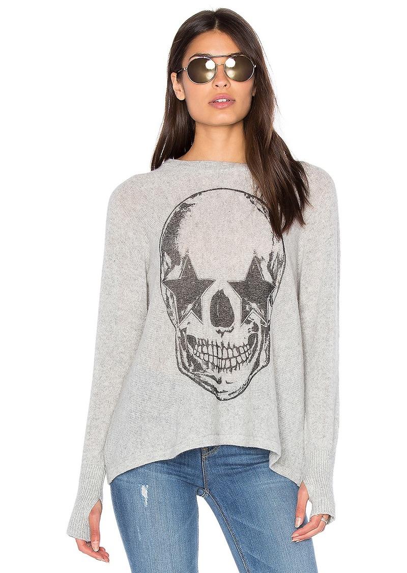 Lauren Moshi Hollis Cashmere Pullover