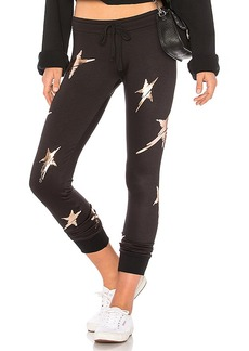Lauren Moshi Jess Lounge Sweatpant With Cuff
