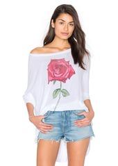 Lauren Moshi Kayla Long Sleeve Top