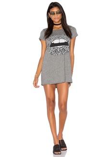 Lauren Moshi Lana Mini T-Shirt Dress
