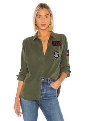 Lauren Moshi Sloane Button Up