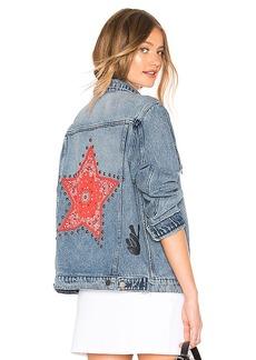 Lauren Moshi Spencer Denim Jacket