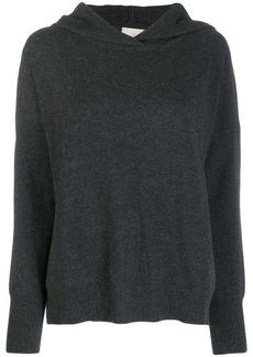 Le Kasha Riga knit hoodie