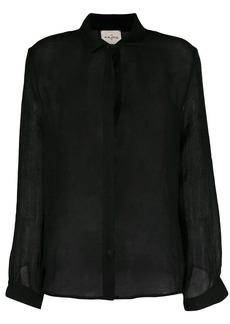 Le Kasha Sanbu long sleeve blouse