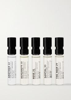 Le Labo Eau De Parfum Discovery Set 5 X 1 5ml