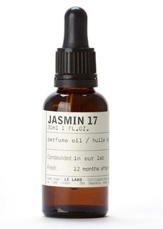 Le Labo 'Jasmin 17' Perfume Oil