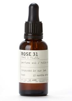 Le Labo Rose 31 Perfume Oil