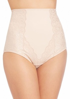 Le Mystere Sophia Lace High-Waist Brief