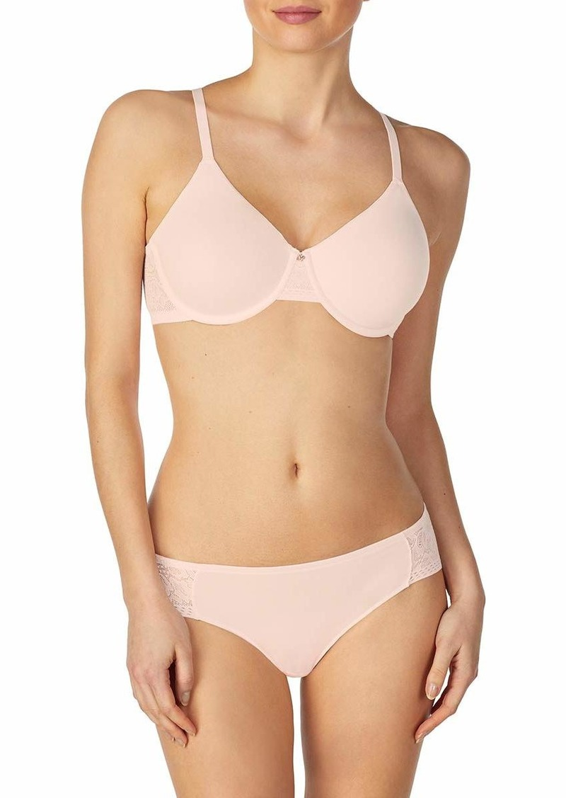 Le Mystere Women's Natural Comfort Modal Jersey Everyday Unlined Bra