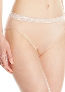 Le Mystere Women's Safari Smoother Hi-Cut Brief Panty