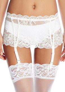 Le Mystere Women's Sophia Lace Garter Belt