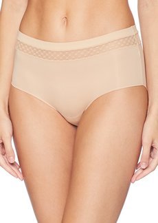 Le Mystere Women's The Modern Brief Panty  L/XL