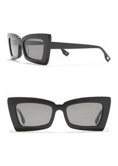 Le Specs 53mm Zaap Sunglasses