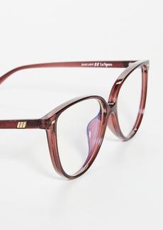 Le Specs Eternally Blue Light Glasses