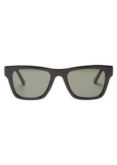 Le Specs Le Phoque square sunglasses