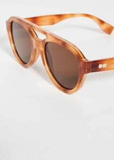 Le Specs x Solid & Striped Jetties Sunglasses