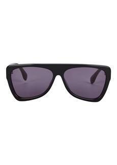 Le Specs Persona D-Frame Sunglasses