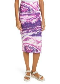 Women's Le Superbe Two Timer Reversible Pencil Skirt