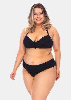 Lehona Draped Side Bikini Bottom - 20 - Also in: 22, 18, 16, 24, 28, 26