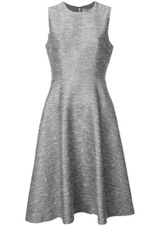 Lela Rose flared dress