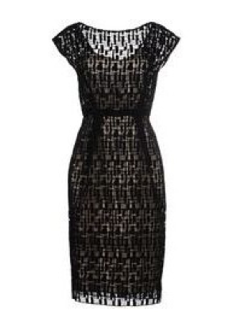 LELA ROSE - Knee-length dress