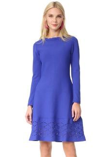 Lela Rose Full Skirt Dress