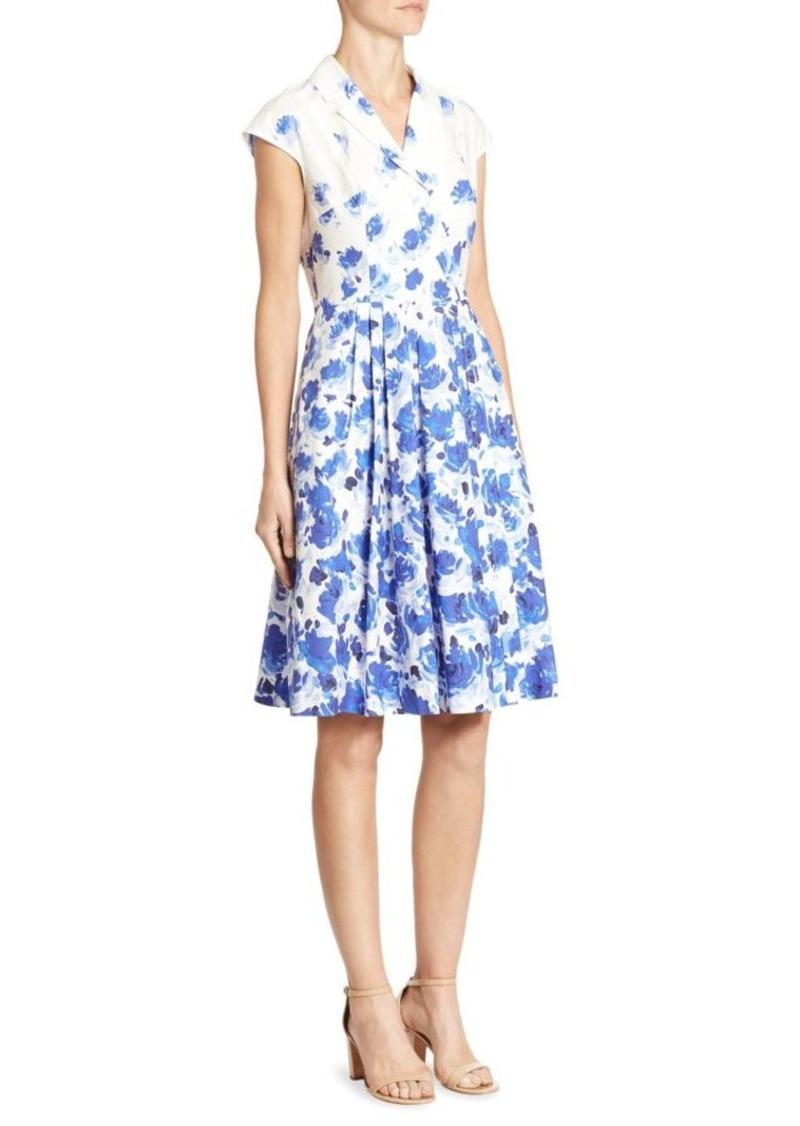 Lela Rose Jane Shirt Dress