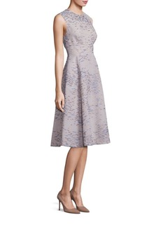 Lela Rose Juliet A-Line Dress