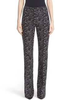 Lela Rose 'Minnow' Print Pants