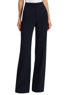 Lela Rose Resort Maggie Flare Pants