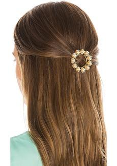 Lele Sadoughi Flower Clip